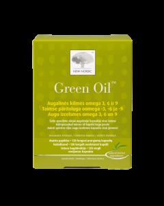 Green Oil 120 kaps.
