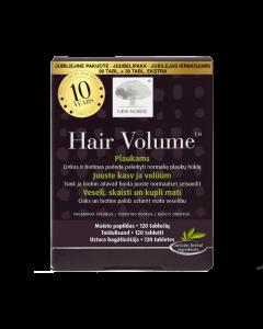 Hair Volume™  120 tabl.              JUBILIEJINĖ PAKUOTĖ