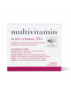 Multivitamin™ active woman 55+